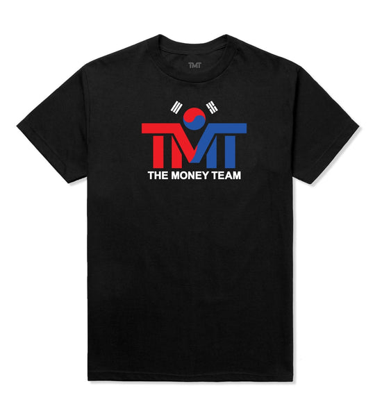 TMT Korea Tee Black