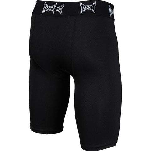 TapouT Compression Shorts Black