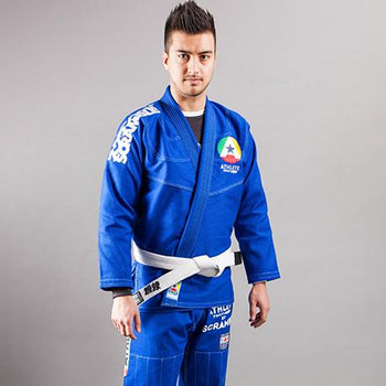 Scramble Athlete Gi Blue