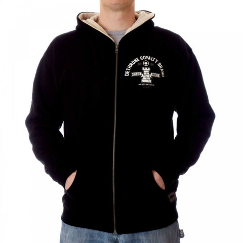 Dethrone Screaming Eagle Hoodie