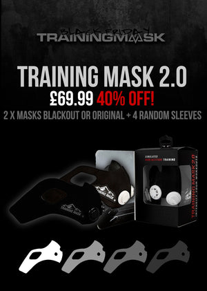 Black Friday Training Mask 2.0 Bundle