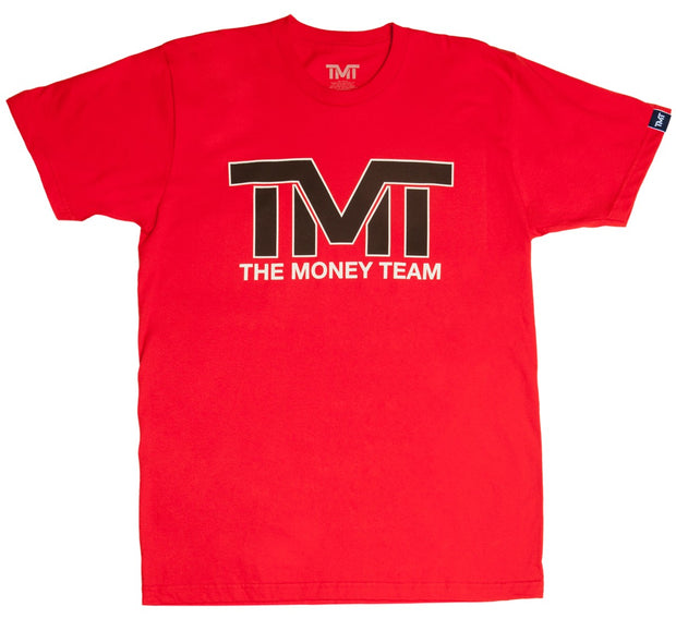 TMT AND STILL TEE- RED