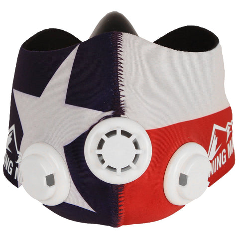 Elevation Training Mask 2.0 Texas Sleeve