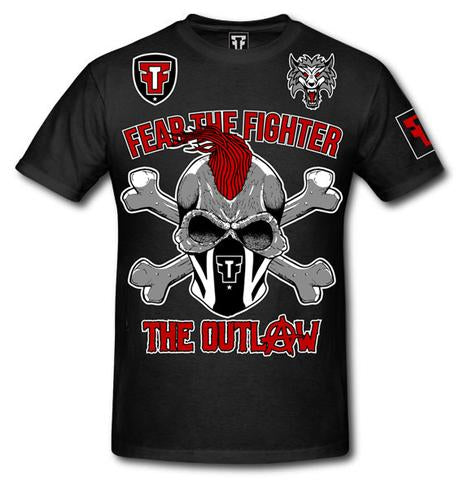 Fear The Fighter - The OutLaw Signature Tee