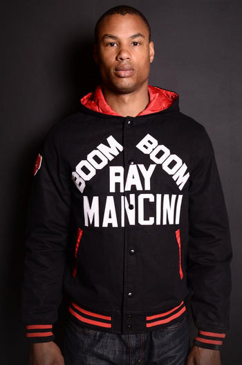 Roots of Fight Ray Boom Boom Mancini Canvas Jacket