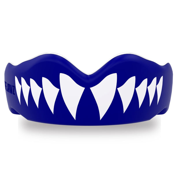 SAFEJAWZ Shark Extro Series Self-Fit  Mouthguard