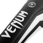 VENUM ELITE STANDUP SHIN GUARDS -BLACK/WHITE
