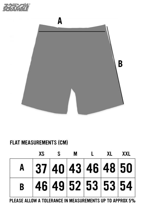 Scramble BWR Shorts