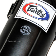 Fairtex SP3 Black Double Padded Shin Pads