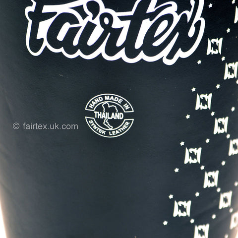 Fairtex SP5 Black Shin Pads