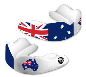 Fight Dentist Mouthguard Down Under