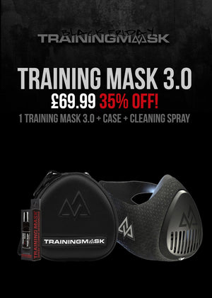 Black Friday 1 x Training Mask 3.0 Bundle