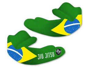 Fight Dentist Mouthguard Brazil BJJ