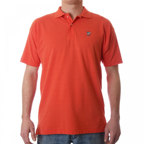 Dethrone Ready Polo Blood Orange