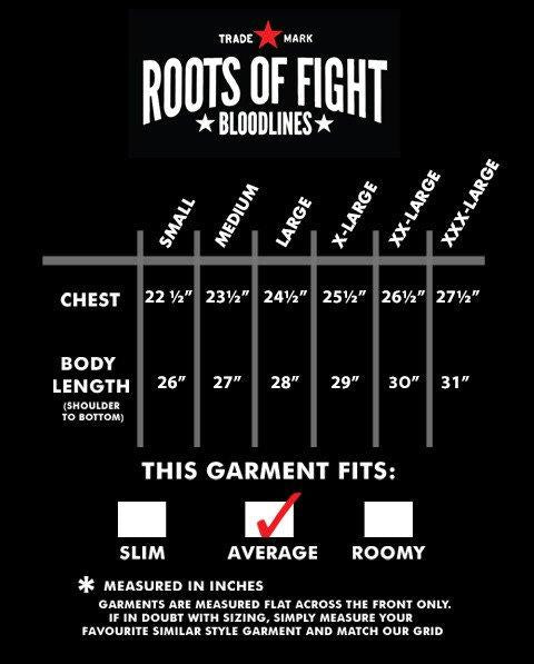 Roots Of Fight Rocky Marciano Stadium Jacket