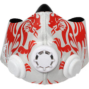 Elevation Training Mask 2.0 Red Dragons Sleeve