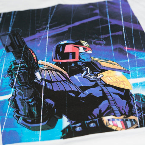 Scramble x Judge Dredd – Dredd Rain T-Shirt