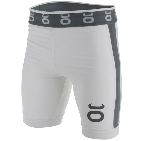 Tenacity Vale Tudo Fight Shorts Long White