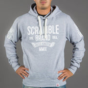 Scramble MMIX Hoody Heather Grey