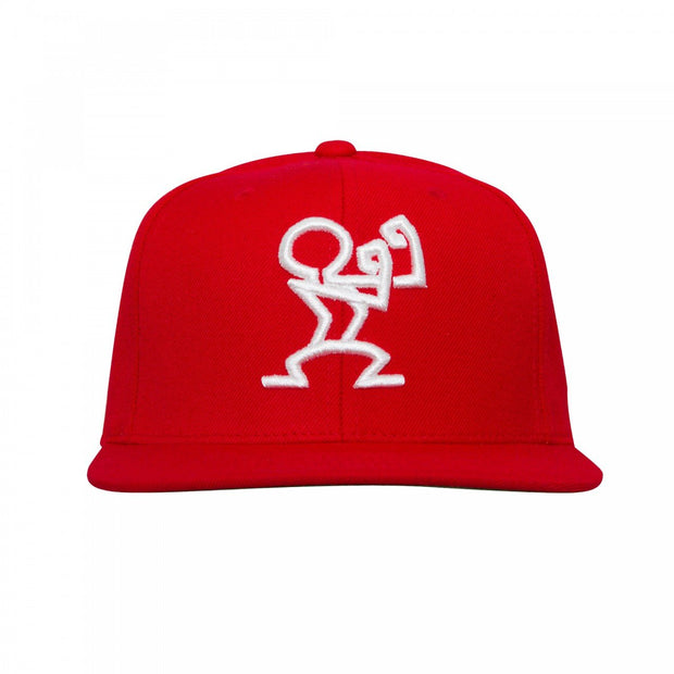 Dethrone Ready Snapback Red