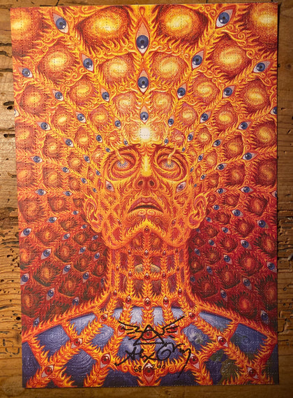 Signed Blotter Art Prints