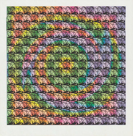 Kray Twins Rainbow With Border
