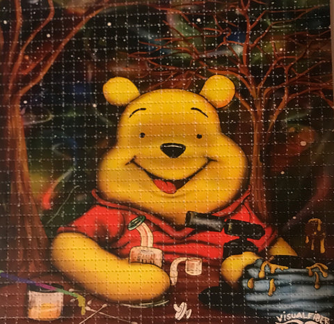 Winnie the Dabbin' Poo Bear Signed Limited Edition of 30