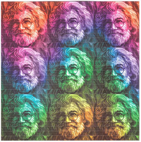 Jerry Garcia Rainbow