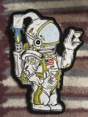 Dabstronaut Mood Mat By Aaron Brooks