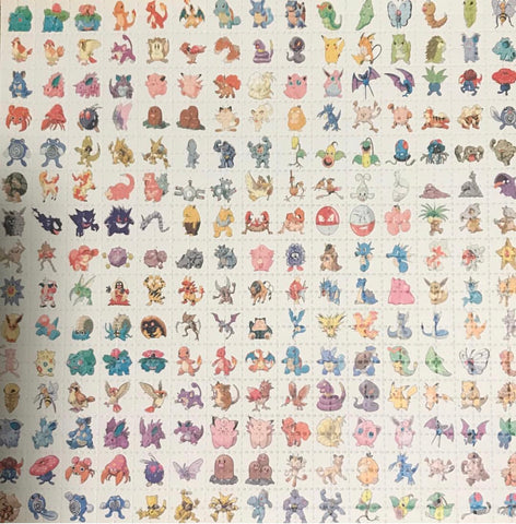 Pokémon White Original Printing