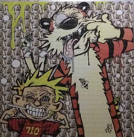 Dabs n' Tabs (Calvin & Hobbes) Limited Edition
