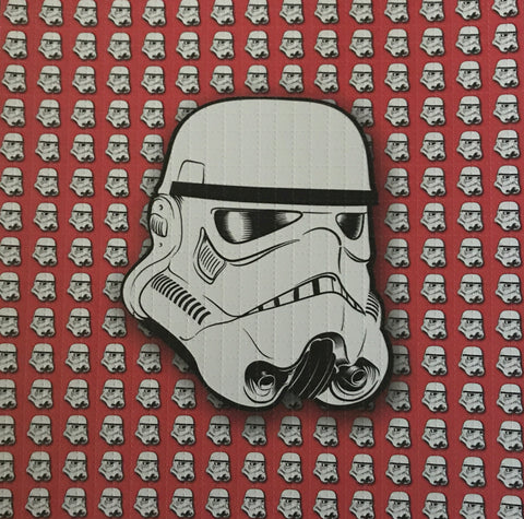 Storm Trooper Red