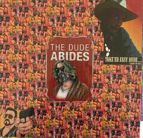 The Dude Abides (The Big Lebowski)