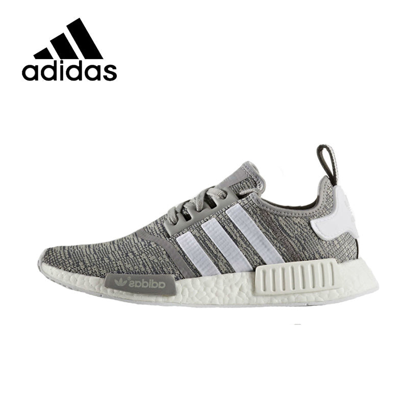 the latest 30a94 941e2 ADIDAS Original New Arrival Clover Unisex NMD R1 Running Shoes
