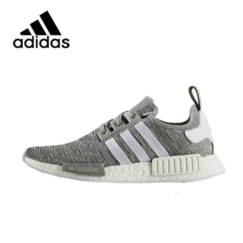 63b33b2d9 ADIDAS Original New Arrival Clover Unisex NMD R1 Running Shoes