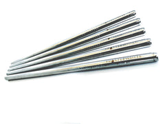 Multi Pack x5 Eco-friendly Stainless Steel Staws