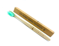 Single Eco-Friendly Bamboo Toothbrush