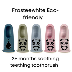 Eco-friendly Teething Brush Finger