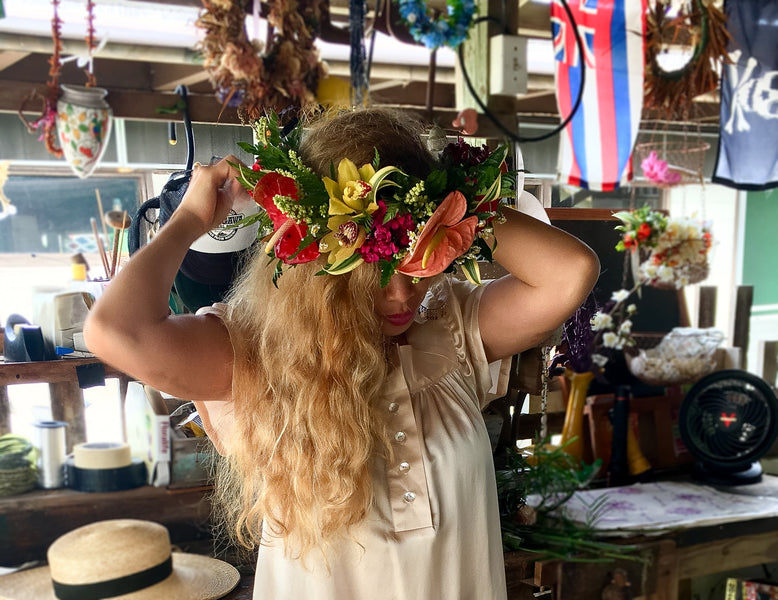 Pamakane - Hawaii Grown Floral Artist and Dreamcatcher