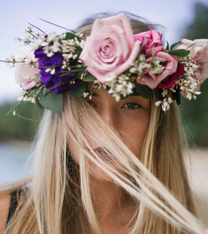 Urban Outfitters Flower Crown