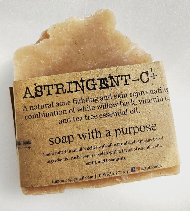 Tubtonics Vitamin C and Tea-Tree oil soap