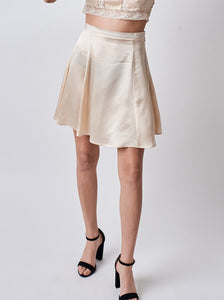 Couture Silk Skirt