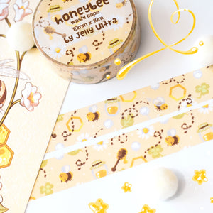 Honeybee Washi Tape
