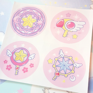 CCS Sticker Sheet