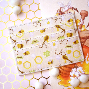 Honey Bees - PU Card Wallet