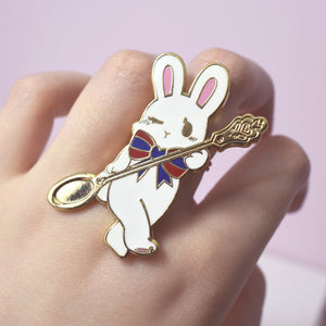 *DEFECT* Classic Bunny Ring