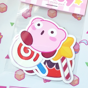 Kirby Sticker Pack