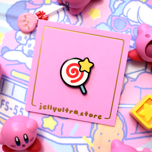 Invincible Candy Enamel Pin