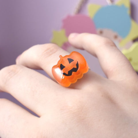 Mini Pumpkin Ring