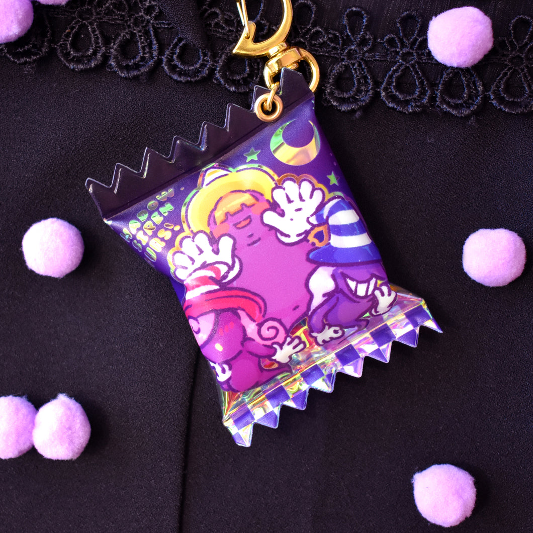 Shadow Siren Sours - Holo Candy Bag Charm